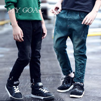 2015 New Children Pants Baby Boy S Wearing Korean Styling Fashion Spring And Autumn Kid S