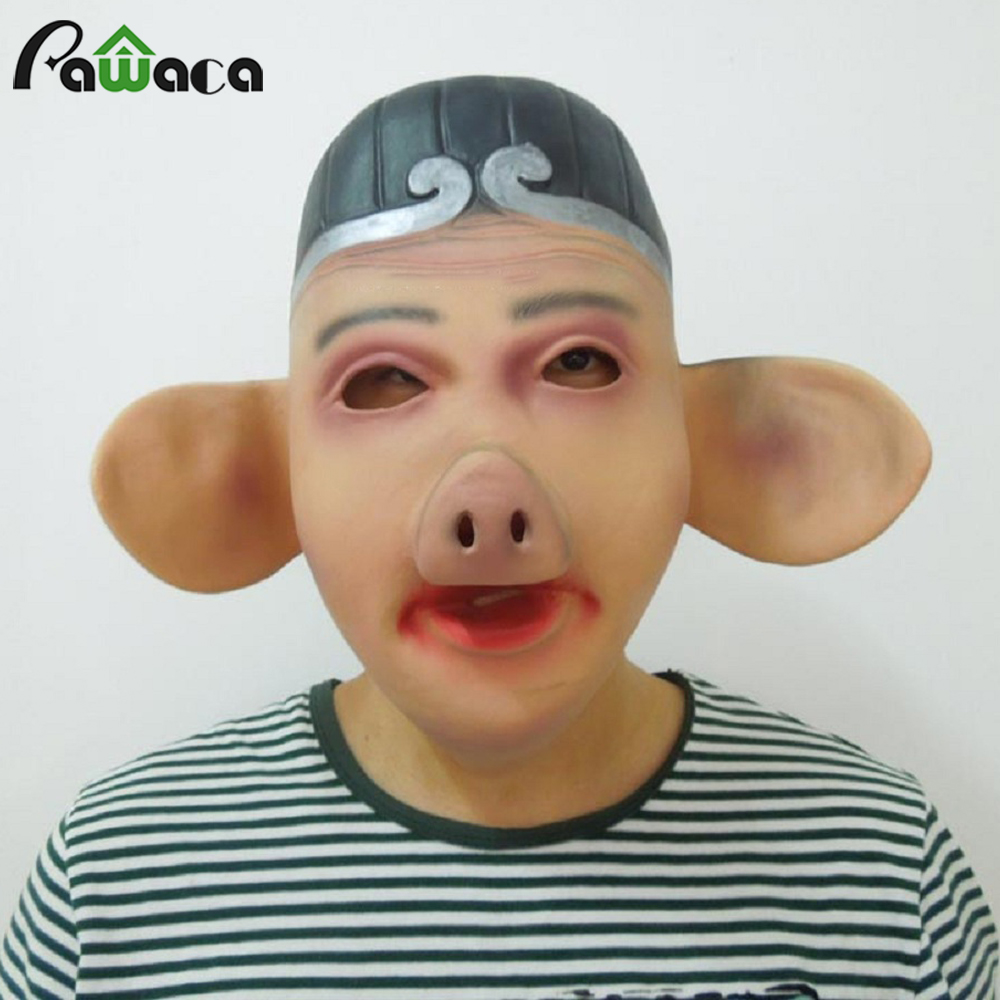 Online Buy Wholesale scary mask pranks from China scary mask ...
