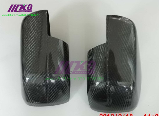 Carbon Fiber Mirror Covers for For L and Rover 4Carbon Fiber Mirror Covers for For L and Rover 4