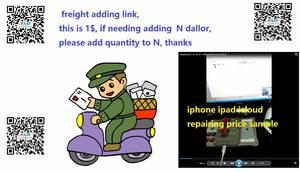 Link Icloud Macbook iPad Spi Ram iPhone for iPad/Pro/Mini/.. Data-Efi Ds-809