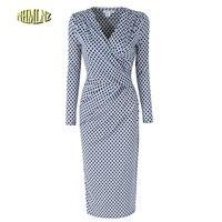 2017 여름 새로운 패션 여성 드레스 9 색 V 넥 높은 허리 분기 소매 무릎 길이 여성 드레스 비치 캐주얼 OK422