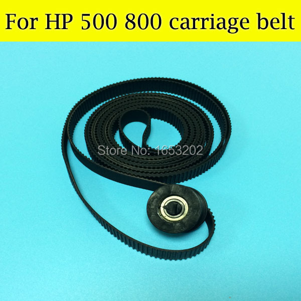 Hot! HP500 HP800 HP510 Printer Parts 42-inch Belt For HP Designjet 500 510 800 800PS Carriage