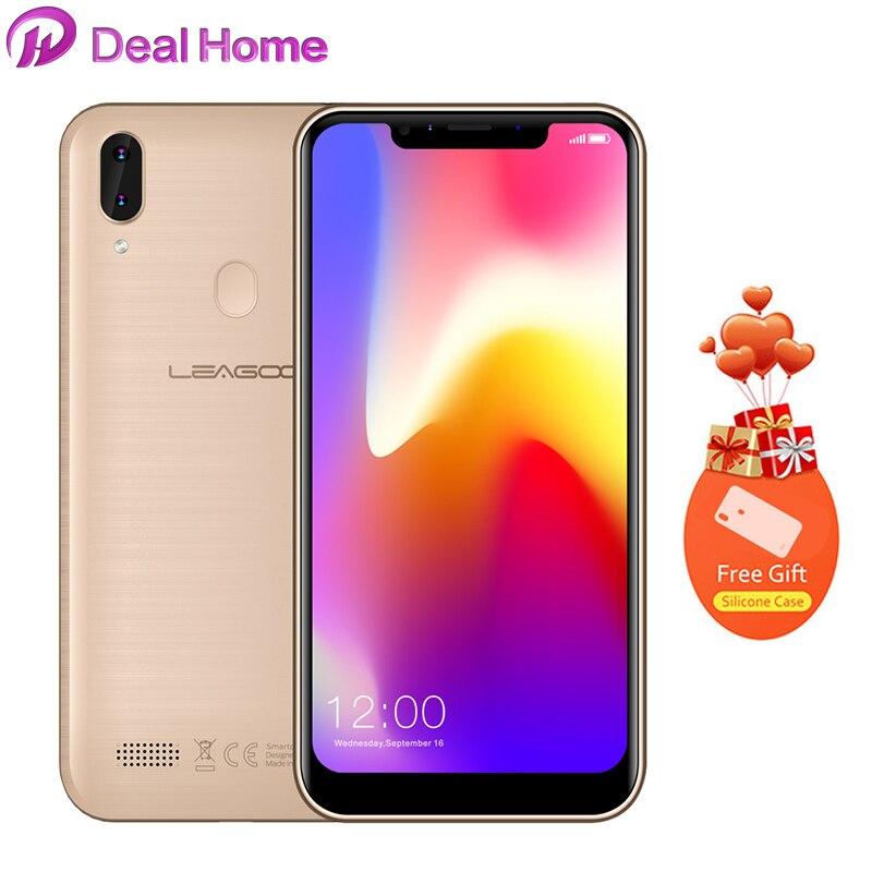 LEAGOO M11 Del Telefono Mobile 6.18 2 GB di RAM 16 GB di ROM 4000 mAh Android 8.1 MTK6739 Quad Core 4G LTE Smartphone di Impronte Digitali Macchina Fotografica DoppiaLEAGOO M11 Del Telefono Mobile 6.18 2 GB di RAM 16 GB di ROM 4000 mAh Android 8.1 MTK6739 Quad Core 4G LTE Smartphone di Impronte Digitali Macchina Fotografica Doppia