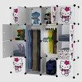 Просто сделай сам волшебный кусок шкаф для хранения стеллажи шкафы для хранения лист разнообразие пластиковые отделки кабинета полка