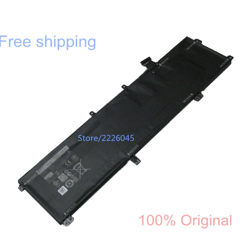 IECWANX 100% new Laptop Battery 245RR (11.1V 91Wh) for DELL XPS 15 9530 Precision M3800 701WJ 7D1WJ