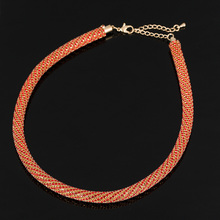 Brand luxury Crystal Necklaces