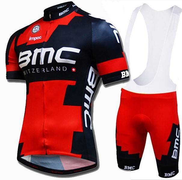 New! 2015 BMC Cycling Jersey Short sleeve Team cycling clothes ropa  ciclismo 2015 high quality Bike Jersey+cycling tight 063cd7bc4