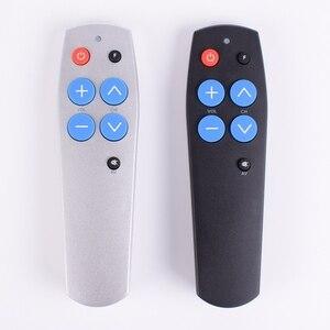 Image 2 - เรียนรู้รีโมทคอนโทรลสำหรับTV DVD ReceiverลำโพงทีวีVCR DVB , HIFI Audio Video Player,universal Controllerด้วยปุ่ม7ปุ่ม