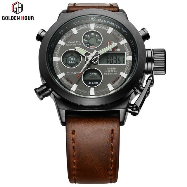 Analog Outdoor Sports Watches  1