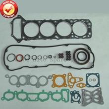 KA24E KA24-E Двигателя полный комплект прокладок комплект для Nissan Liberity/Terrano/Navara/Fontier 2.4L 2389cc 50133100 10101-40F27