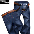 2015 New Arrival True Jeans Men Simple Style Mens Jeans Blue Denim Men's Pants Regular Straight Fit Jeans Size 28-38 850