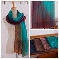 Bright Green 10 pcs/lot Free shipping 180*90 cms cotton viscose printing scarf fashion shawl cheap scarves Muslim Hijab