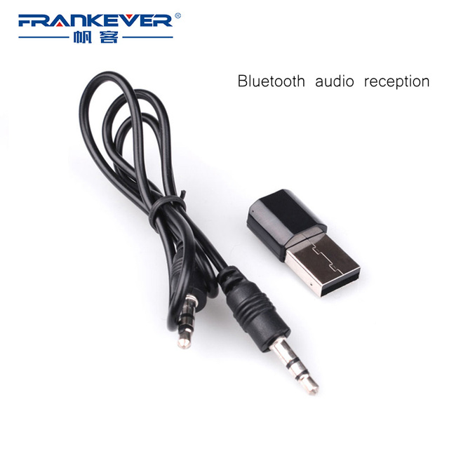 3.0 Wireless Bluetooth Receiver Mini USB Adapter  for Amplifier Car Audio Multimedia Audio Free Shipping