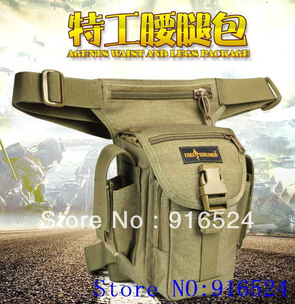 FREE SHOPPINH Outdoor Motor Waist Pack Multifunctional Leg Bag Tactical Sports Ride - CHENGMING SPORTS store