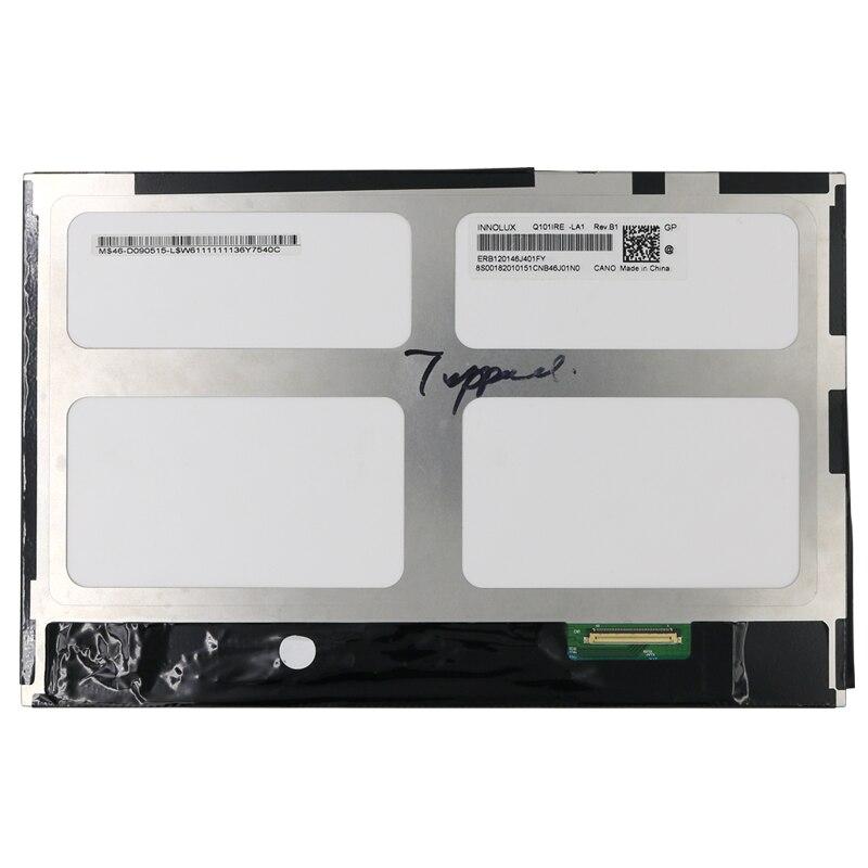 free shipping original new 10.1 Innolux HJ101IA-01I IPS 40PIN 1280 * 800 Q101IRE-LA1 crystal