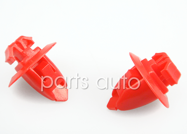 500x Fender Flare Moulding Clip Mud Guard Retainer 4Runner Highlander Land Cruiser Tacoma Tundra Replace Toyota