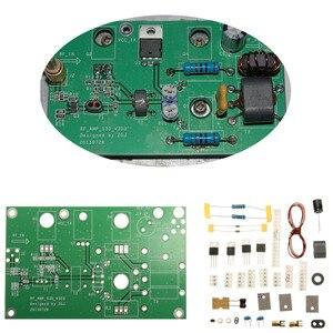Image 2 - Leory amplificador de potência rádio amador transceptor 45 w ssb hf linear placa desenvolvimento rádio ondas curtas kit alta qualidade