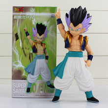 """9""""23CM Dragon Ball Z Super Saiyan Gotenks"""