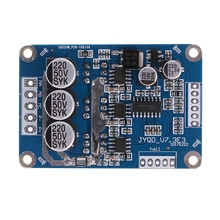 цена на DC 12V-36V 15A 500W Brushless Motor Controller Hall BLDC Brushless DC Electric Motor Driver Board