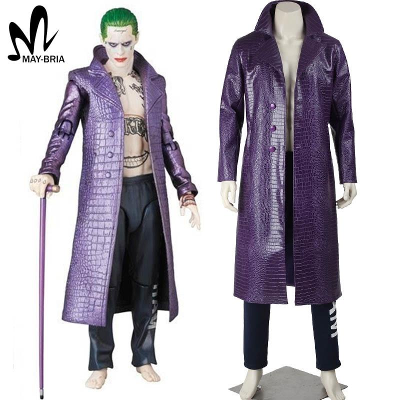 Compra disfraces harley quinn online al por mayor de china - Disfraz joker casero ...