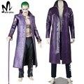 Suicide Squad харли Квинн косплей костюм на заказ костюмы Хэллоуин костюмы для взрослых Suicide Squad Джокер косплей костюм