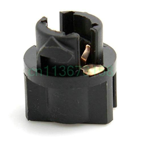 10pcs T5 Twist Socket For Instrument Panel Cluster Plug Lamp Dash Light Bulb 58 70 73 74