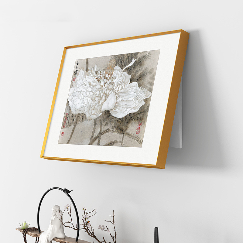 2019 New Electric Meter Box Picture Frame Household Switch Multi functional Modern Hanging Photo Frame For Wall Decor 37.5*50cm - 4