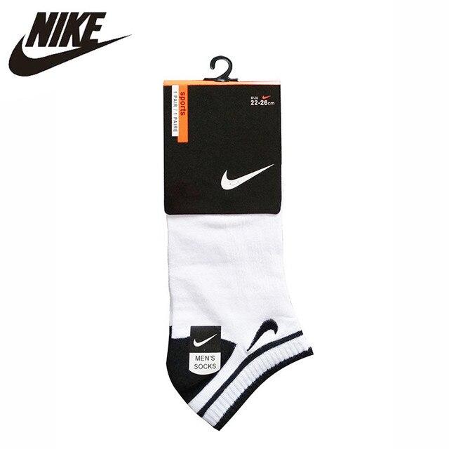 Los hombres Nike transpirable resistencia al desgaste Running calcetines QT01