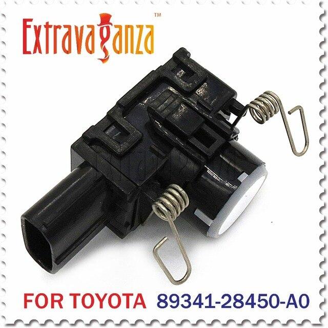 2 шт. 89341-28450 Ультразвуковой Датчик Парк ДЛЯ Toyota Lexus LX570 Land Cruiser Previa 89341-28450-A0