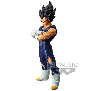 Image 4 - Tronzo figura de acción de Dragon Ball Super Grandista, Vegeta, Goku, pelo negro, modelo de PVC, GROS, DBZ, SSJ, juguetes de regalo