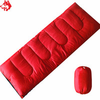 Cheapest Red Blue Green Army Green Outdoor Hiking Sports Equipments 0 8kg Portable Hollow Fiber Envelope