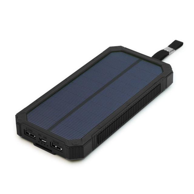 15000 mah solar portátil bateria externa preto verde orange power bank para iphone samsung ipad yoga tab gps e muito mais