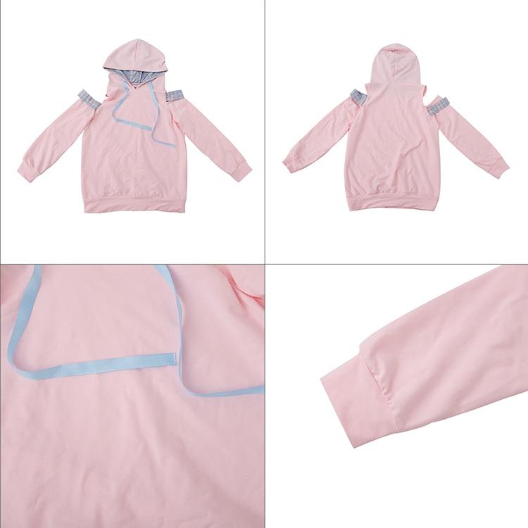 Japão cosplay kawaii hoodies harajuku lolita bonito