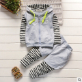 Fashion Kids Cute Dog Clothes Set Include Coat And Pants Warm Clothes Baby Boys Girls Clothing 2016Autumn Winter New Arrival