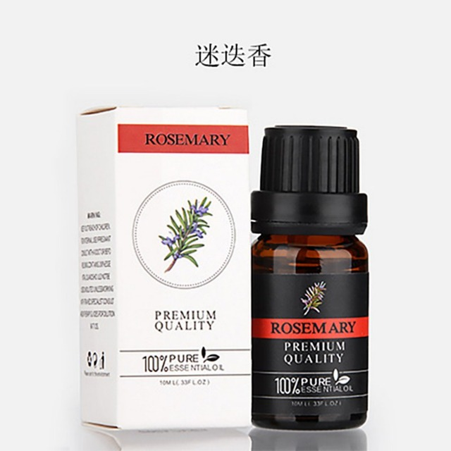 Frankincense or Rosemary Essential Oil (10 ml)