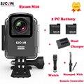 100% Original SJCAM M20 Wifi 30M Waterproof Sports Action Camera Sj Cam DV+2 Battery+Dual Charger+Remote Watch+Remote Monopod