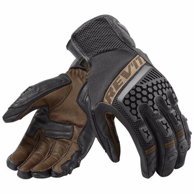 Free shipping 2019 REVIT Sand 3 Gloves Motorcycle Motocross Cycling Riding Racing Men's Glove Motorcycle/Bike Glove
