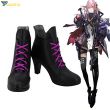 Game Girls Frontline AR15 Cosplay Shoes Boots frontline