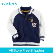 Carter's 1pcs baby children kids Varsity Jacket 225G947,sold by Carter's China official store