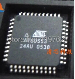 Цена AT89S53-24AU