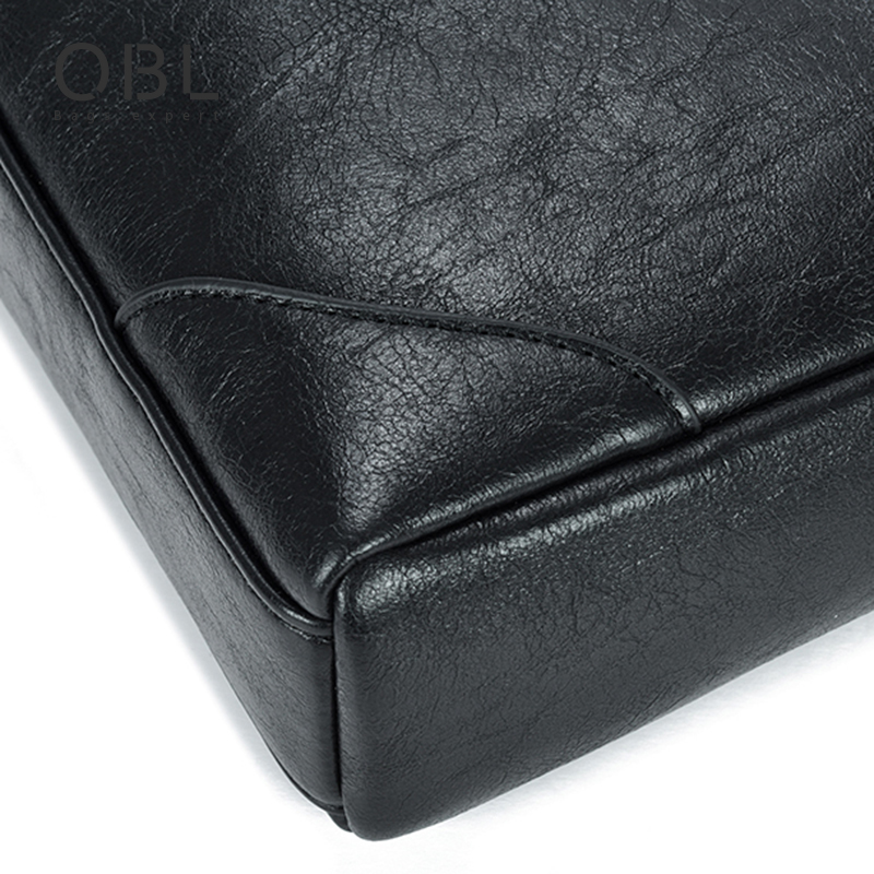qibolu bolsa homem sacolas de Size : 37x7.5x27cm