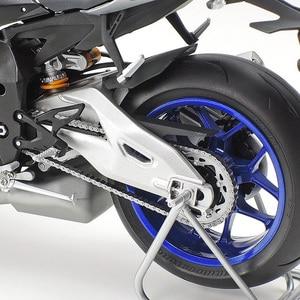 Image 4 - 1/12 Scale รถจักรยานยนต์ประกอบชุด YAMAHA YZF R1M Tamiya 14133 รถจักรยานยนต์ DIY Collection