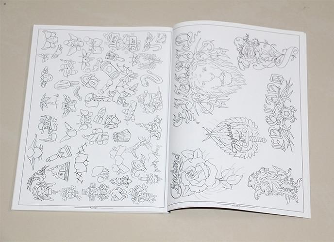 tattoo book4