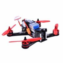 Makerfire BIBI BIRD FPV 210 Racer Quadcopter Kit  Carbon Fiber  Racing Drone With Video Best Gifts For Children