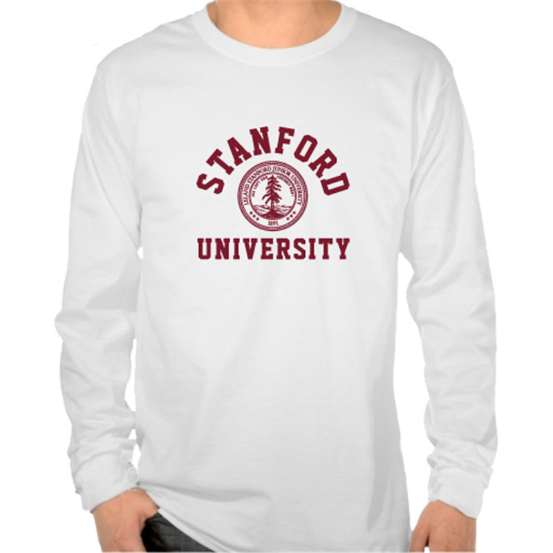 Online buy wholesale stanford jersey from china stanford for Stanford long sleeve t shirt