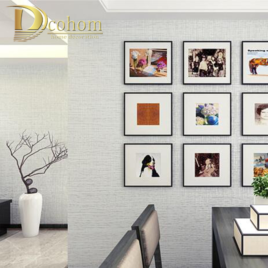 Online get cheap beige color walls for Beige living room wallpaper