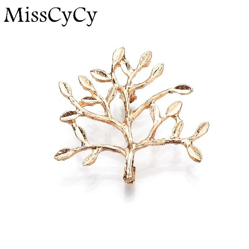 Detail Feedback Questions about MissCyCy Gold Color Trees Brooch Women Gift  Metal Pin Fashion Brosh 2016 on Aliexpress.com  5131a05fec2e
