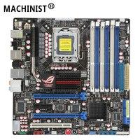 X58 LGA 1366 For ASUS RAMPAGE II GENE Desktop motherboard LGA 1366 Core i7 Intel X58 DDR3 Micro ATX fully Tested Free shipping