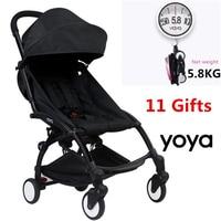 ORIGINAL YOYA Stroller Travel Baby Stroller Wagon Portable Folding Baby Stroller Poussette Bebek Arabasi babyzen yoyo stroller