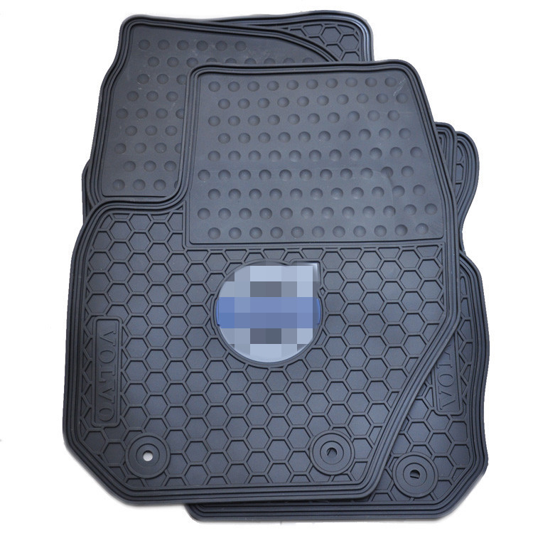 Thick Rubber Car Mats For Volvos40 S60 S80 Xc60 Xc90: Volvo Rubber Floor Mats S60